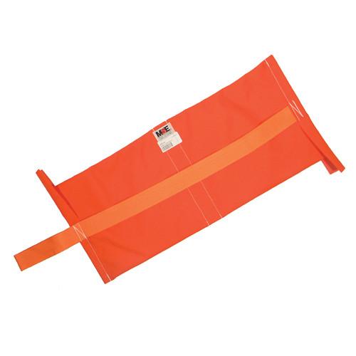 Matthews Cordura Sandbag - Empty, Orange - Holds 15 lb