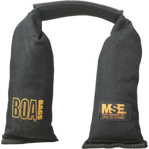 Matthews Baby Boa Weight Bag - 5 lbs - Black