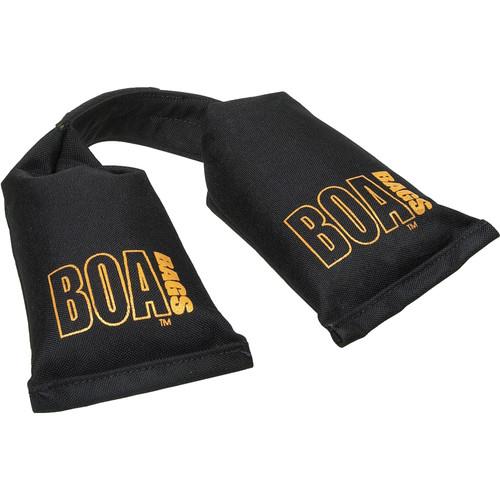 Matthews Senior Boa Weight Bag (15 lb, Black)