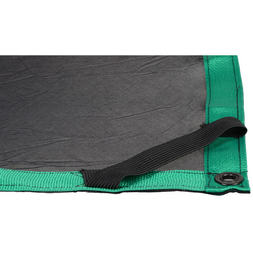 Matthews Butterfly/Overhead Fabric Only - 6x6' - Black Single Scrim