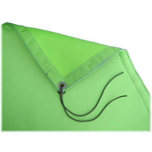 Matthews 6x6' Overhead Fabric - Green Screen