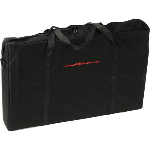 "Matthews Flag Bag - 24x36"" - Zippered Closure"