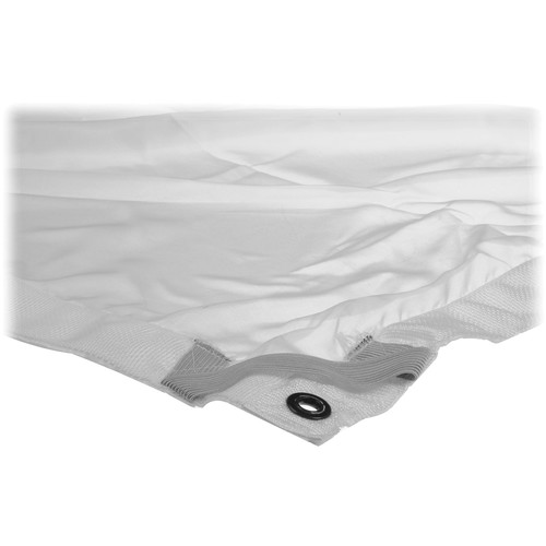 Matthews Butterfly/Overhead Fabric - 8x8' - Bleached Muslin