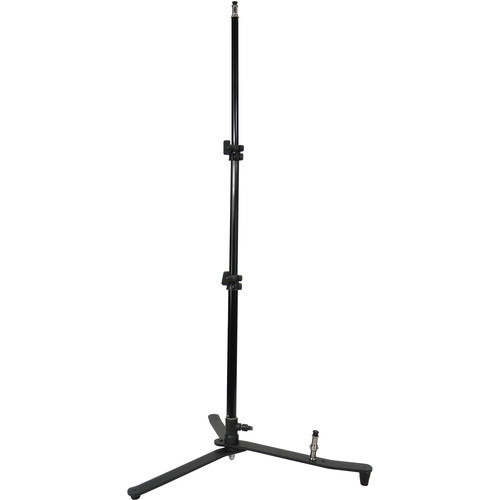 Matthews Back Light Stand, Black - 19-52""