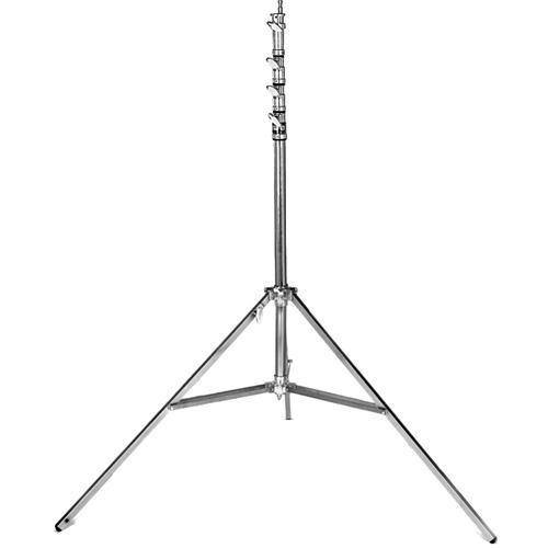 Matthews Hollywood Combo Triple Riser Stand (Silver, 14.8')