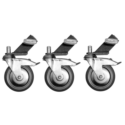Matthews Mombo Combo Wheels (Old Style, Set of 3)