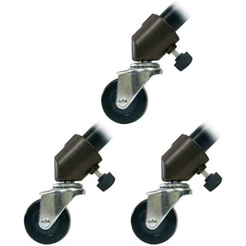 Matthews Kit Stand Wheels (Set of 3)