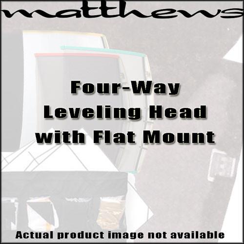 Matthews 395063 4-Way Leveling Head