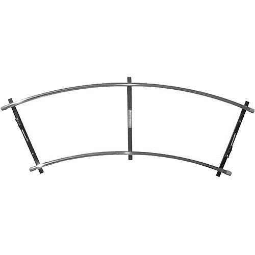 Matthews Heavy Wall Track - Curved - 8 Foot