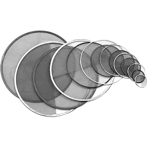 "Matthews Stainless Steel Diffusion - 5"" Set of 5"