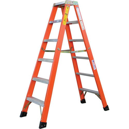 Matthews Double Sided Ladder - 6' (1.8m)