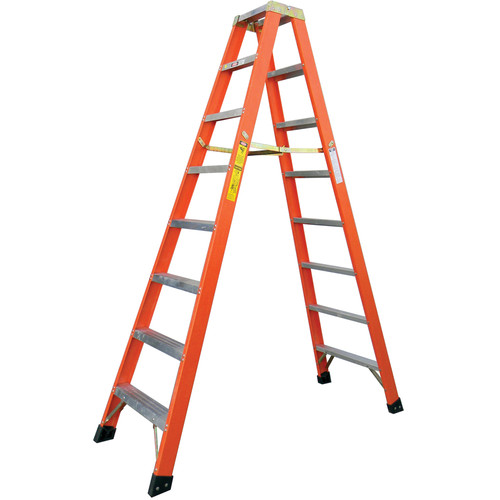 Matthews Double Sided Ladder - 8' (2.4m)
