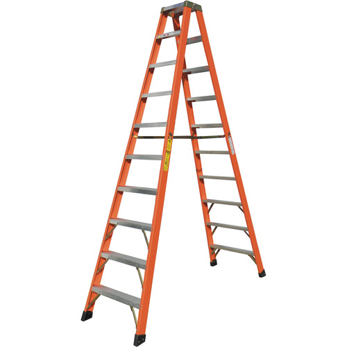 Matthews Double Sided Ladder - 10' (3m)