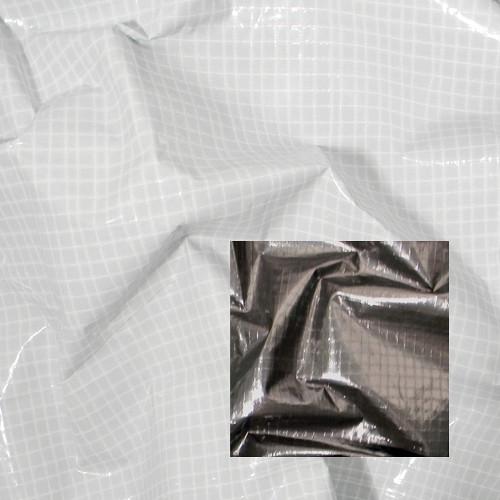 Matthews 12x20' Overhead Fabric - Black/White T55 Griff