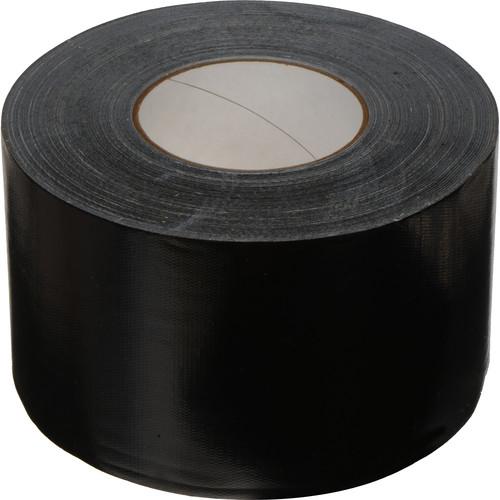 "Matthews Gaffer Griff Tape (4"" x 180', Black)"