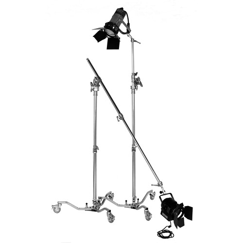 Matthews Magic Stand, Wheeled Runway Base