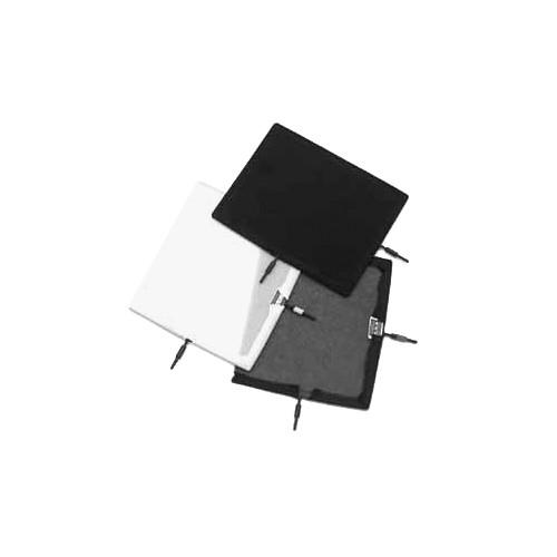 "Matthews Flex Scrim - 10x12"" - Black Artificial Silk"