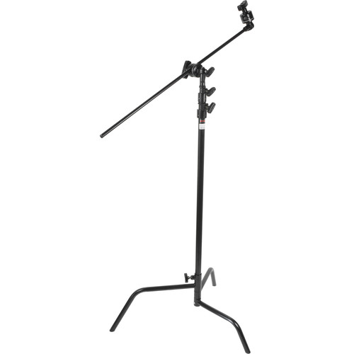 Matthews Hollywood Century C Stand Grip Head Kit, Black - 10.5' (3.2m)