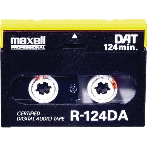 Maxell R-125DA 125 Minute Digital Audio Tape