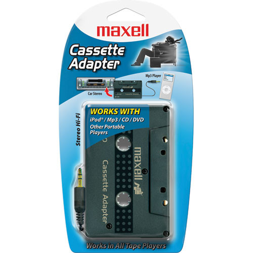 Maxell Cassette to CD Adapter (CD-330)