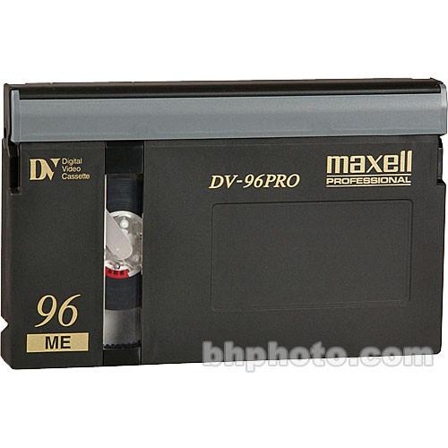 Maxell DV-96PRO Videocassette