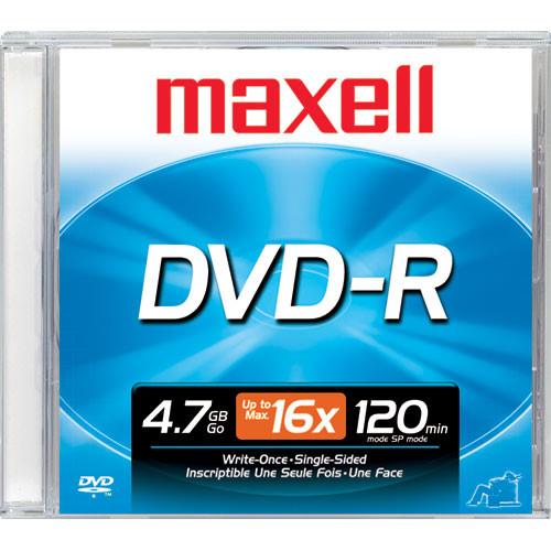 Maxell DVD-R 16x Disc