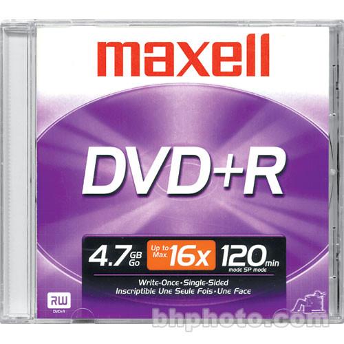 Maxell DVD+R 4.7GB, 16x Disc