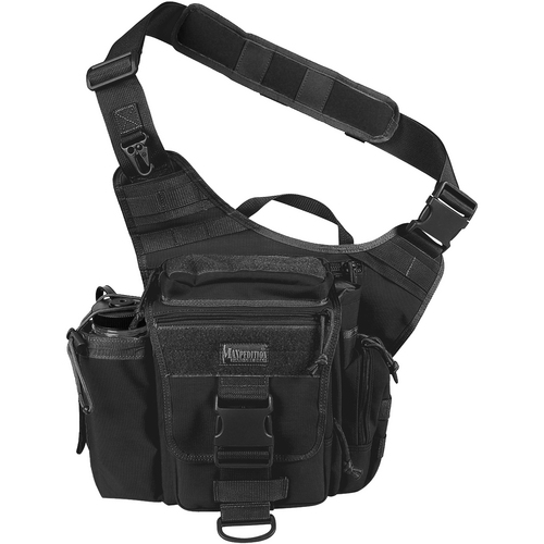 Maxpedition Jumbo Versipack Concealed Carry Bag (Black)
