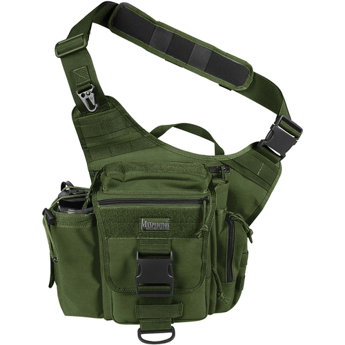 Maxpedition Jumbo Versipack Concealed Carry Bag (Olive Drab Green)