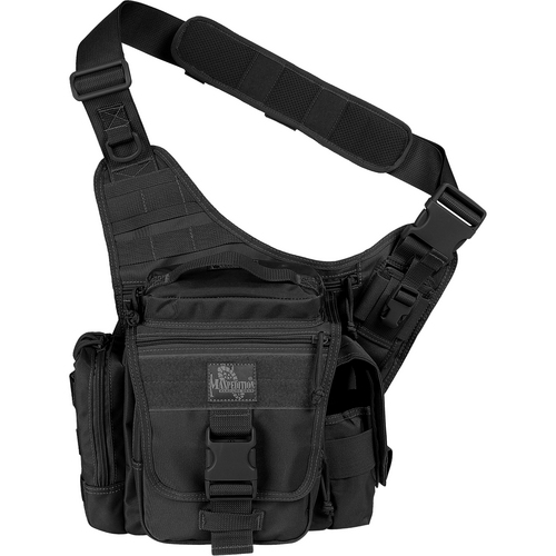 Maxpedition Jumbo L.E.O. Versipack Concealed Carry Bag (Black)
