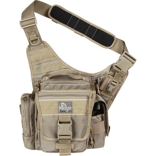 Maxpedition Jumbo L.E.O. Versipack Concealed Carry Bag (Khaki)