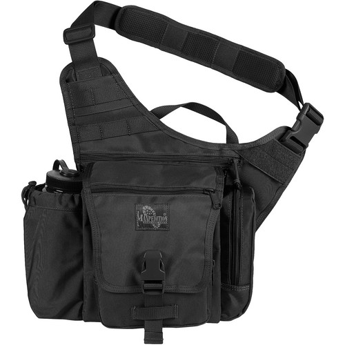 Maxpedition Jumbo K.I.S.S. Versipack Concealed Carry Bag (Black)