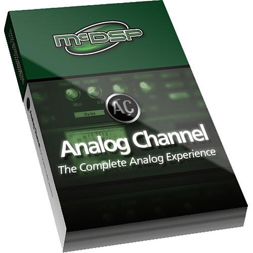 McDSP Analog Channel Native