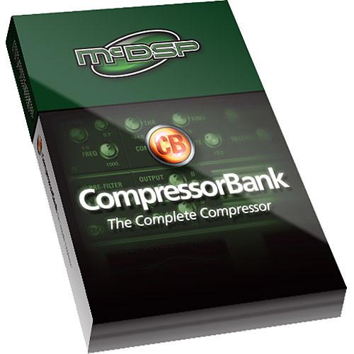 McDSP CompressorBank Native Plug-In