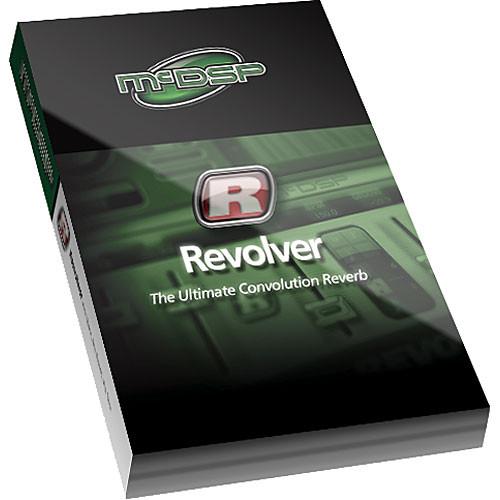 McDSP Revolver Reverb Plug-In
