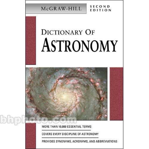 McGraw-Hill Book: McGraw-Hill Dictionary of Astronomy