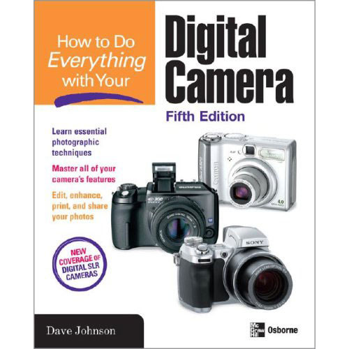 McGraw-Hill Book: How to Do Everything with Your Digital Camera