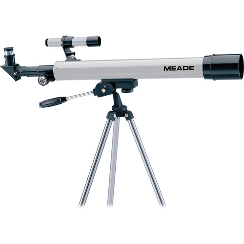 "Meade 50AZ-P 2""/50mm Refractor Telescope Kit"