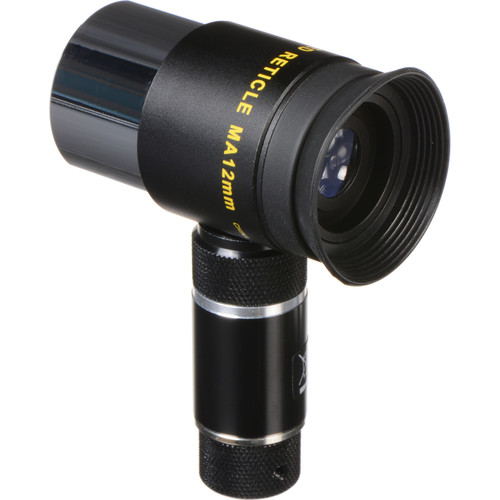 "Meade Series 4000 MA 12mm Wireless Illuminated Reticle Eyepiece (1.25"")"