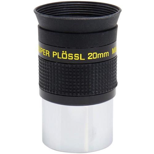 """Meade Series 4000 Super Plossl 20mm Eyepiece (1.25"""")"""