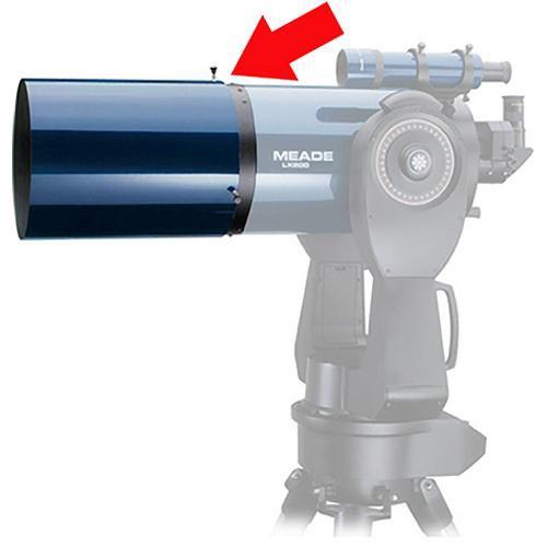 Meade #608 Dew Shield & Lens Shade
