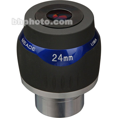 "Meade Series 5000 Ultra Wide Angle 24mm Eyepiece (2"")"