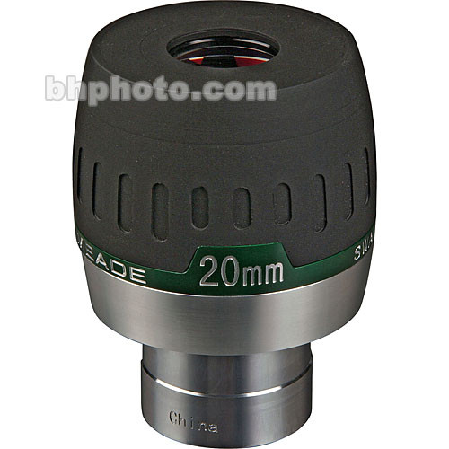 "Meade Series 5000 Super Wide Angle 20mm Eyepiece (1.25"")"