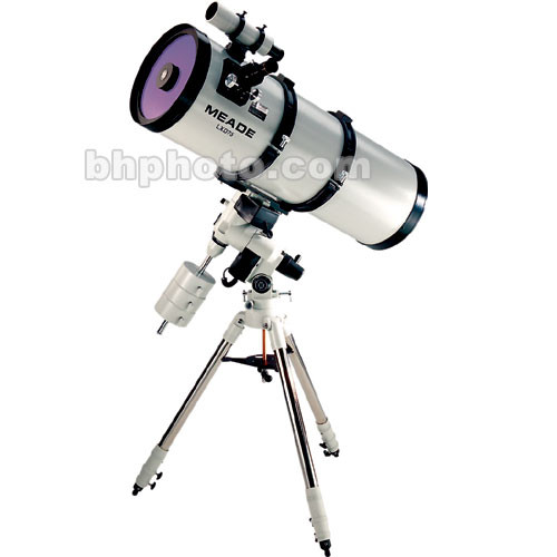 """Meade LXD75 SN-8AT 8.0""""/203mm Reflector Telescope Kit"""
