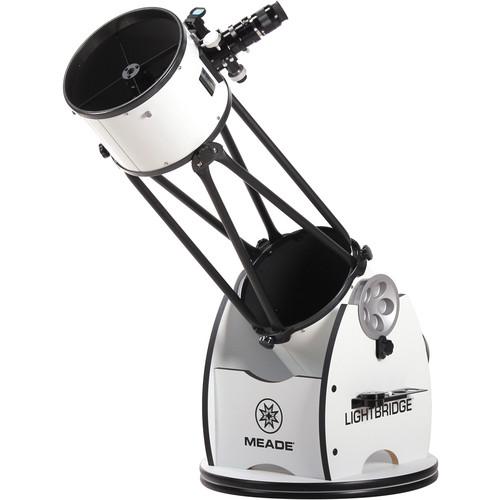 "Meade LightBridge 10""/254mm Reflector Telescope"