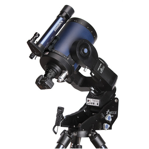 """Meade 10"""" LX600 ACF Telescope with StarLock and X-Wedge"""