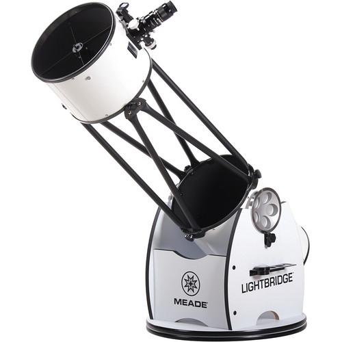 "Meade LightBridge 12""/304.8mm Reflector Telescope"