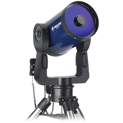 "Meade LX200-ACF UHTC 14"" f/10 Catadioptric Telescope with Go-To Mount"