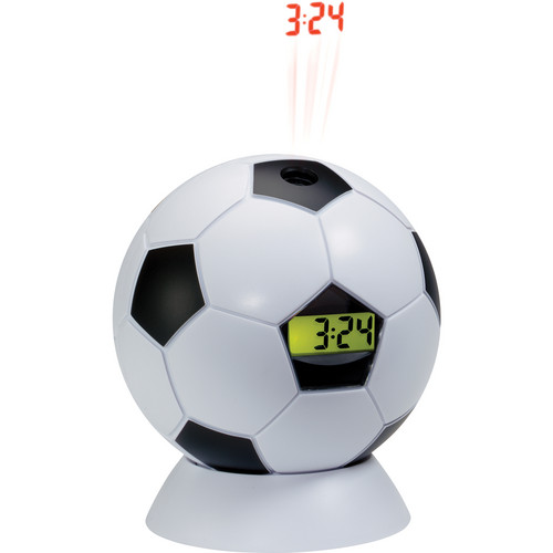 Meade PC04-M Soccer Ball Projection Clock