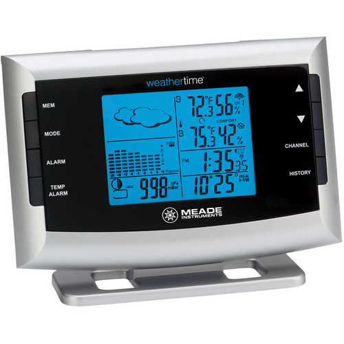 Meade Portable Barometric Weather Forecaster